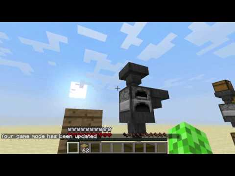 how to make an easy escalator in minecraft