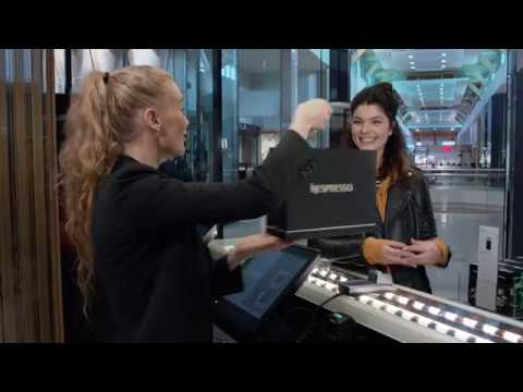 Nespresso Iceland chose Centara retail solution
