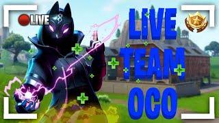 Fortnite / Team OCO Live / 100 Abos = Un pass de combat ou un skin a gagner en concours