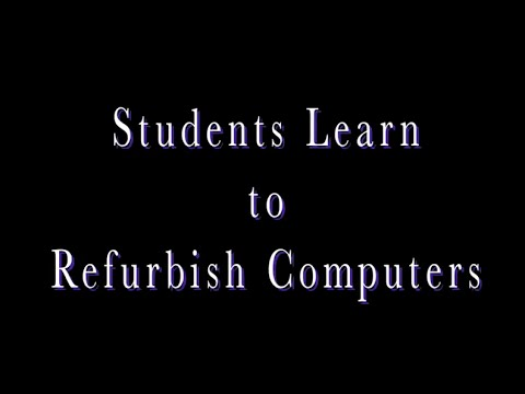 Loaves, Fishes & Computers: Refurbishing Computer Program Kids Salinas Monterey CA