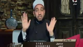 أمي لاتحب زوجتي ! ماذا أفعل ؟  المسلمون يتساءلون