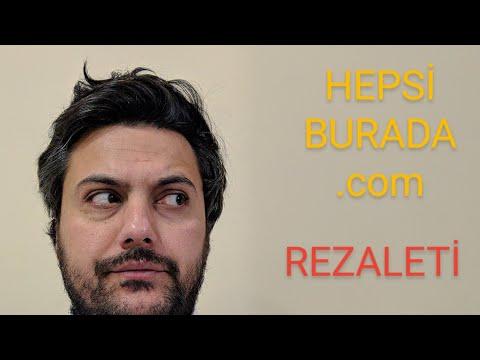 HEPSİBURADA VE ARAS KARGO REZALETİ KOLAY İADE YALANI