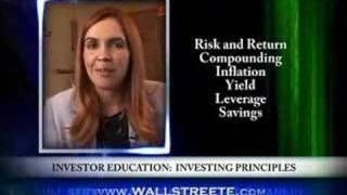 Online Brokerage Firms: Investing Principles