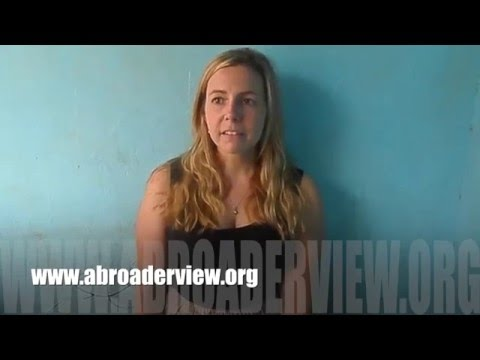 Video Review Volunteer Tracy Troy Ghana Kasoa Medical orphanage program