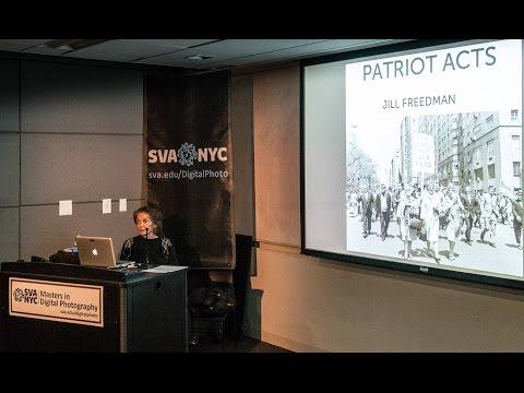 Jill Freedman - Documentary Photographer