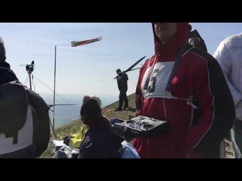 Rana F3F 2016 - Jurek - model Freestyler 3