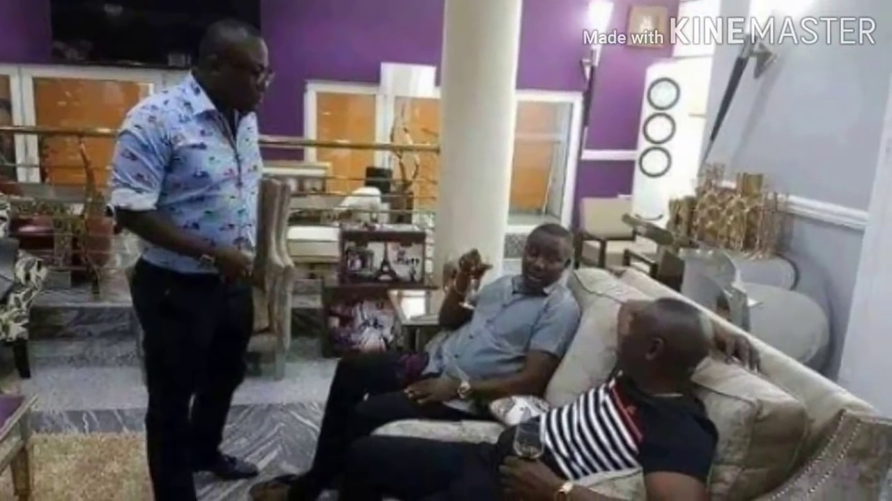 TAKE A LOOK INSIDE OSEI KWAME DESPITE'S LUXURY MANSION IN KUMASI(PHOTOS)