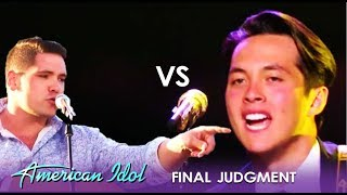 Laine Hardy vs Tyler Mitchell: Country Boys BATTLE Hard For The Final Spot! | American Idol 2019