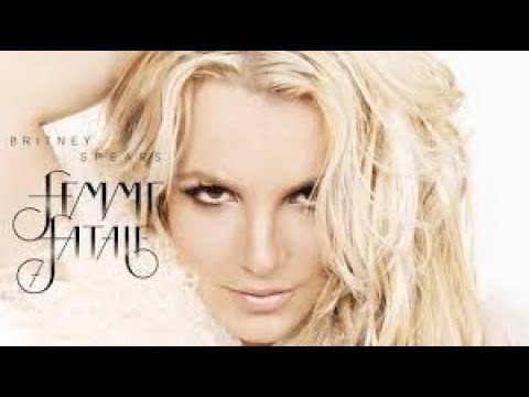 Britney spears - Femme fatale Tour All Backdrops