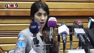 الفتاة الإيزيدية تطالب العرب بالوقوف ضد ما يحدث من تنظيم «داعش»