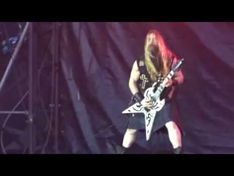 Ozzy Osbourne - War Pigs  (HD1080p)(Live At Download Festival 2018)