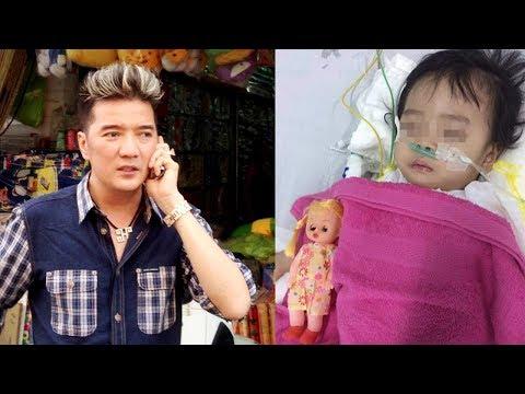 Rớt nước mắt cảnh Đàm Vĩnh Hưng hát tặng cô bé u,,ng th,,ư qua điện thoại