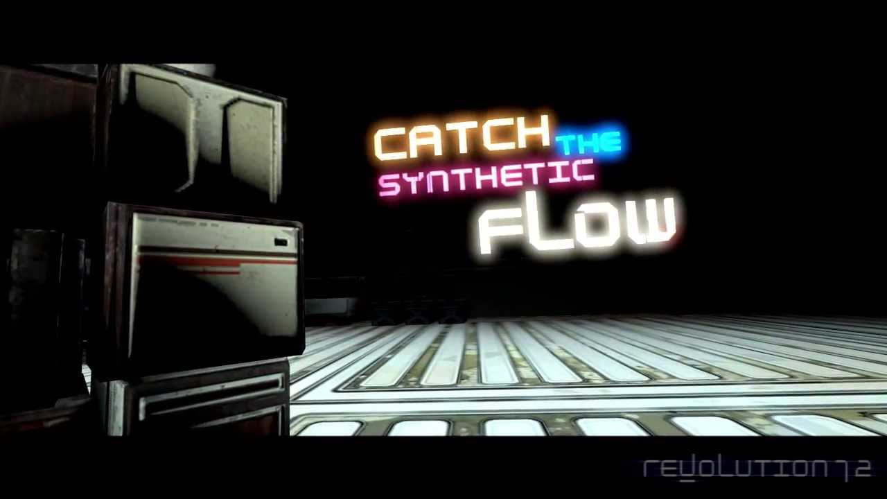Catch The Synthetic Flow (The Stellar Absolution Mix) - Mass Effect SFM  Music Video