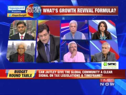 Super Budget 2014 Round Table - Full Debate