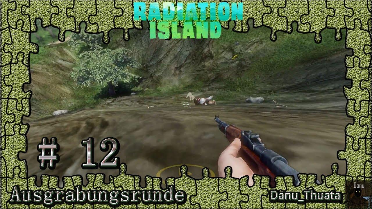 Radiation Island German