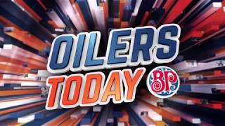 OILERS TODAY | vs Bruins Post-Game