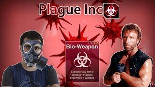 Chuck Norris te quiere matar | Plague Inc | Juegos de iOS y Android