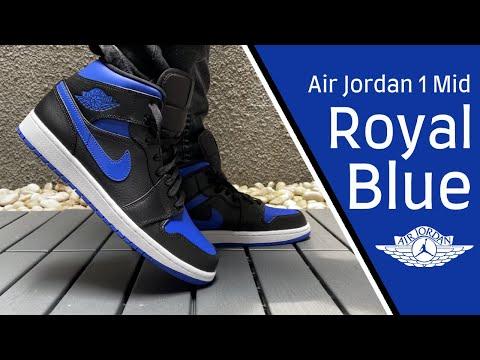 air jordan 1 mid royale
