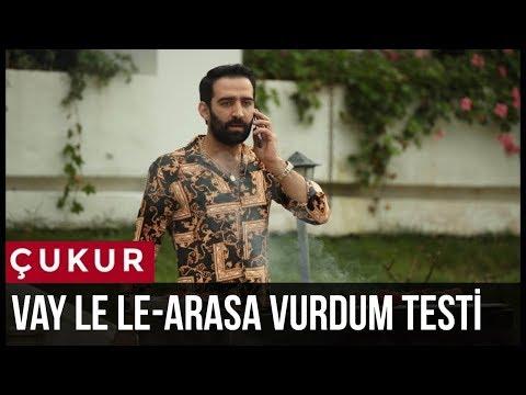 Çukur - Murtaza / Arasa Vurdum Testi Vay Le Le indir