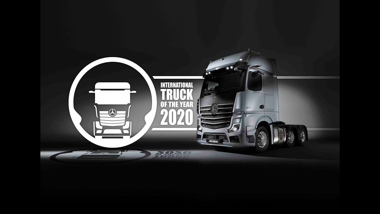 International Truck Of The Year 2020 - The Mercedes-Benz ...
