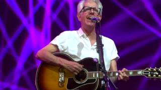 """""""Cruel to be Kind"""" - Nick Lowe - Lincoln Center - NYC - August 5 2017"""