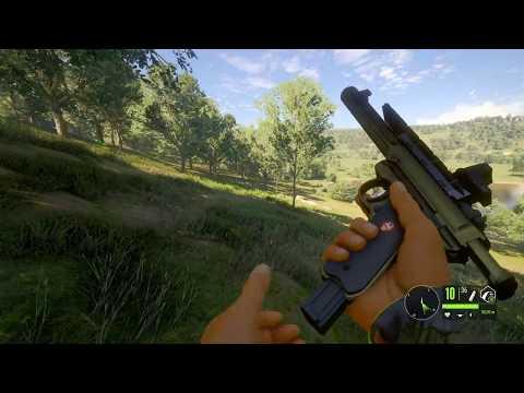 Выбиваем легендарную винтовку - theHunter: Call of the Wild