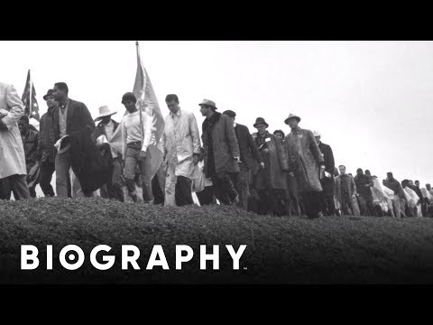 March From Selma To Montgomery | American Freedom Stories | Biography