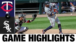 Nelson Cruz homers twice in win as Twins go off for 14 | Twins-White Sox Game Highlights 7/26/20