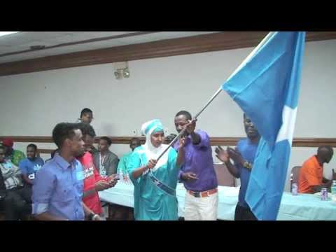 somali independent day 1960, Xafladii 1 da luuliyo 2013 part 3, hees cusub 2013