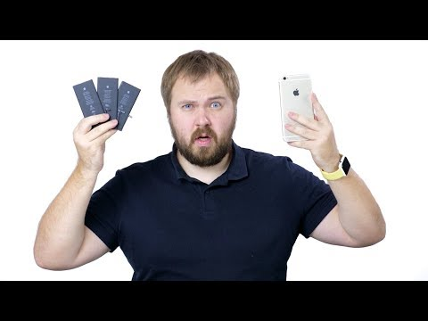 Старая батарея убивает iPhone? Apple, что за магия?