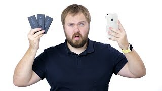 Старая батарея убивает iPhone? Apple, что за магия?(, 2017-12-12T19:46:49.000Z)