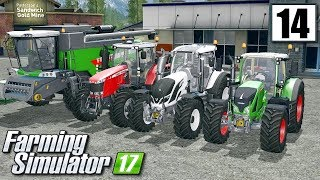 Zakupy za milion! - Farming Simulator 17 (#14) | gameplay pl