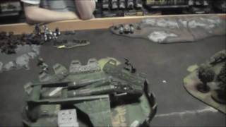 Orks vs Grey Knights - Pt.2