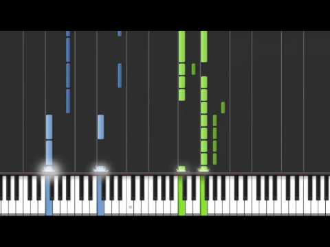 EXO - OVERDOSE 중독 Piano Cover ( Sheet Music + MP3 )
