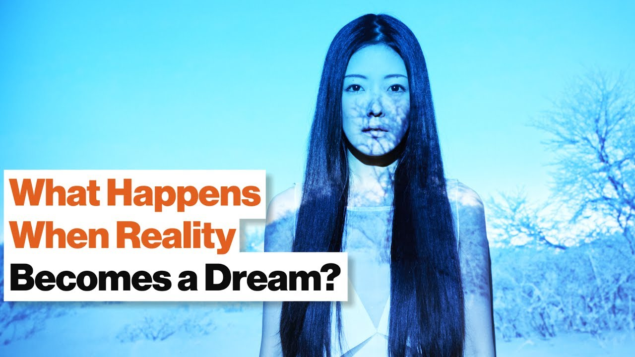 Erasing the Self, Living in a Dream, and Creating New Power Relationships with VR | Jordan Greenhall