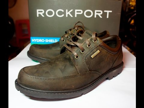 e01d2cc5d179 Review Rockport Men s Storm Surge Waterproof shoes - YouTube