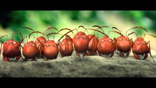 MINUSCULE: VALLEY OF THE LOST ANTS - NEW Trailer #1 HD (English, 2013) - AniCH