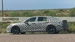 LexusNew 2019 Lexus ES Lexus Spied,Gearing Up For A Bigger Role?
