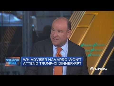White House advisor Navarro won't attend Trump-Xi dinner, reports South China Morning Post