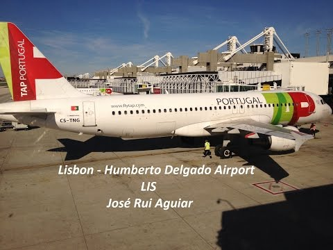 Lisbon Airport Handling Takeoffs and Landings TAP Portugal L