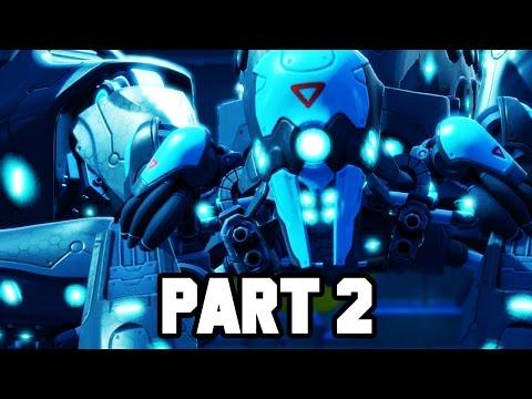 Battleborn Gameplay Walkthrough Part 2 - Mission 1 (PS4 1080p HD)