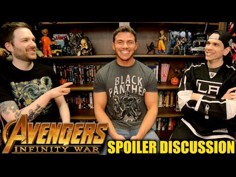 Avengers: Infinity War - Spoiler Discussion