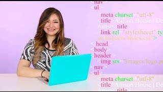 HTML/CSS - From Webpage to Website with Allison House teaser
