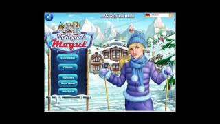 Ski Resort Mogul - Flash Game