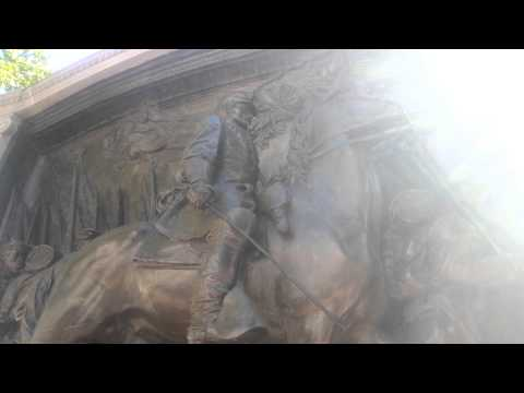 Robert Gould Shaw and the Massachusetts 54th