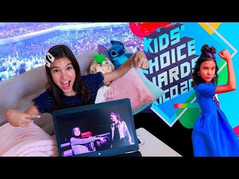 TODO lo que VIVí en los KiDS CHOiCE AWARDS | TV Ana Emilia