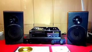 Tough MOD of CD player Magnavox -Philips CD150 with top DAC-s 2xTDA1540