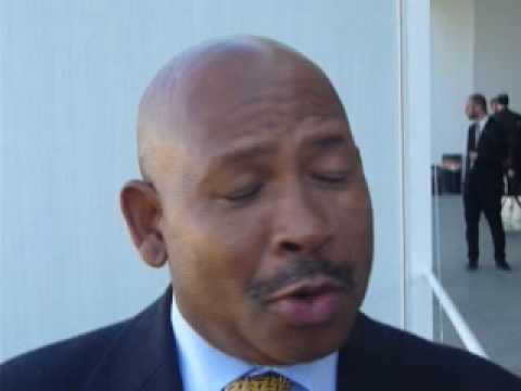 Jabu Mabuza, Chairman of South African Tourism @ WTTC 2009
