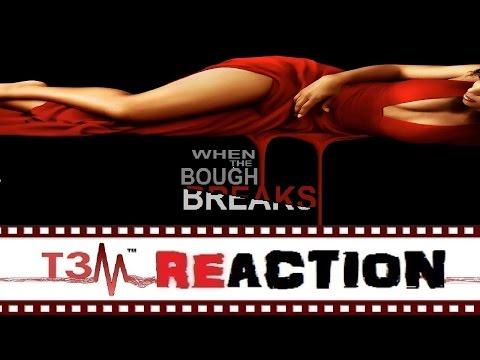 When The Bough Breaks Trailer REACTION