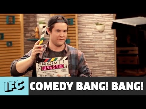 Comedy Bang! Bang!  Meet the Crew  IFC